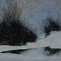 December Dusk by Ron Jones