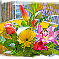 December Flowers by Chuck Staley