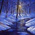 December Sunrays by Chris Steele