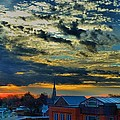 December Sunrise In Annapolis by Jennifer Wheatley Wolf