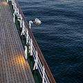 Deck Sea by Anne Gilbert