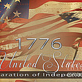 Declaration Of Independence  by Beverly Guilliams