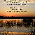 Declare His Mighty Works by Grace Dillon