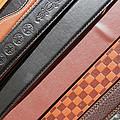 Decorated Belts by Robert Hamm