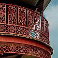 Decorative Balcony by Jon Cody