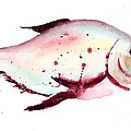 Decorative Fish by Regina Jershova