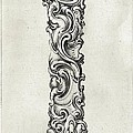 Decorative Letter Type I 1650 by Georgia Fowler