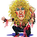 Dee Snider by Art