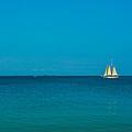 Deep Blue Sea by Luke Collins
