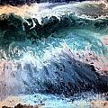 Deep Color Wave by Patty Vicknair