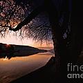 Deep Creek Sunrise by Robert McCubbin