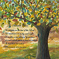 Deep Roots-with Scripture by Mona Elliott