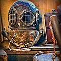 Deep Sea Diver by Paul Ward