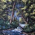Deep Woods by Megan Walsh