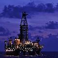 Deepwater Horizon Revisited by Bradford Martin
