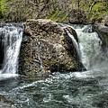 Deer Creek Falls by Ren Alber