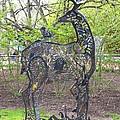 Deer Sculpture by Sonali Gangane