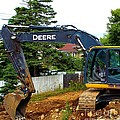 Deere For Hire by Barbara Griffin