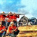 Defend The Artillery by Digital Photographic Arts