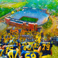Defending The Big House by John Farr