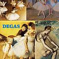 Degas Collage by Philip Ralley