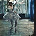 Degas, Edgar 1834-1917. Dancer by Everett