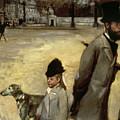 Degas Place De La Concorde by Granger