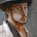 Degas Self-portrait by Granger