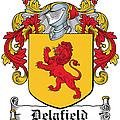 Delafield Coat Of Arms Irish by Heraldry
