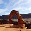 Delicate Arch  by Philip McQuain