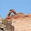 Delicate Arch by Susan Herber
