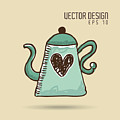 Delicious Coffee Design by Gst