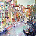 Delight Of Venice by Lei Zhang