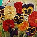 Delightful Garden by Mary Carol Williams