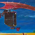 Delivery After The Rain by Daniel Vijoi