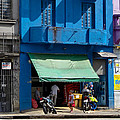 Delivery Boy - Sao Paiulo by Julie Niemela