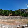 Delphi - Greece by Constantinos Iliopoulos