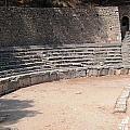 Delphi Stadium Ruins 3 by Teresa Ruiz