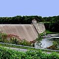 Delta Dam by Frank Salvaggio