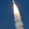 Delta II Rocket by Science Source