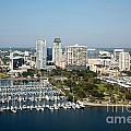 Demens Landing St Petersburg by Bill Cobb