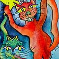 Demon Cats Reach by Beverley Harper Tinsley