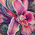 Dendrobium II by Deborah Younglao