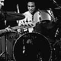 Denny Carmasi On The Drums In 1978 by Ben Upham