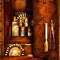 Dentist - The Dental Cabinet by Mike Savad