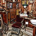 Dentist - The Dentist Chair by Paul Ward