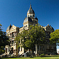 Denton County Courthouse by Allen Sheffield