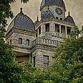 Denton County Courthouse by Joan Carroll