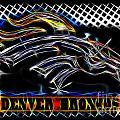 Denver Broncos 3 by Danny Campbell
