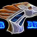 Denver Broncos by Shane Bechler